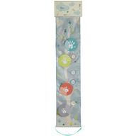 One to tree coffret toise Bleu de Baby Art
