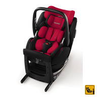 Zero.1 Elite i-Size Racing Red de Recaro