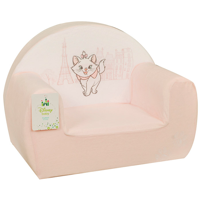 marie fauteuil rose de disney baby fauteuils aubert. Black Bedroom Furniture Sets. Home Design Ideas
